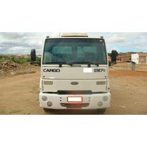 Ford Cargo 1317 E, Ano 2005, Tanque Pipa De 8.000 Litros