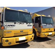 Ford Cargo 4532 4x2 2007 Semi-leito Financia 100% *confira*