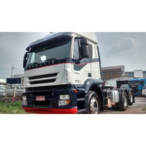 Iveco Stralis 410, 2012, Completo! Scania/volvo/fh/mb