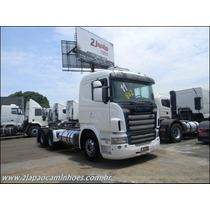 Scania G 380 11/11 - 6x2