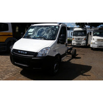 Iveco Daily 35s14 - Chassi - 2015/15 0km - R$ 90.990,00