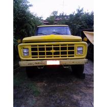 Caminhão Ford F11000 - Raridade
