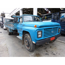 Ford F 11000 86 Carroceria Toco Vw 13130 Mb 1113 1313