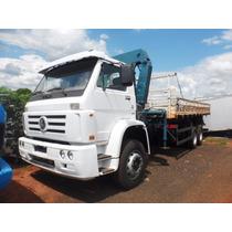 Caminhão Vw Titan 18310 Trucado Ano 2003/04 (mb 1620)
