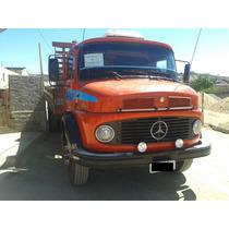 Mercedes 1113 Toco Carroceria Ano 82