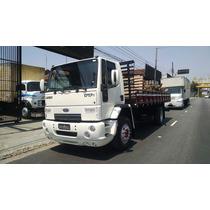 Ford Cargo 1717 2010 Toco,carroceria,novíssimo!!!