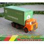 Raro Caminhão Henschel + Container Ho 1:87 Wiking