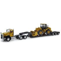 Caminhão Caterpillar + Trail King + Carregadeira 950h 55293