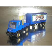 ( L- 130 ) Caminhão Unimog + Carreta