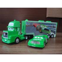 Disney Pixar Cars Caminhao E Carro