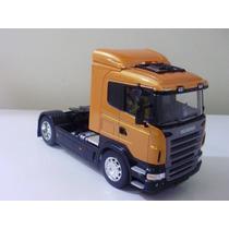 Miniatura Caminhão, Scania, Volvo E Iveco, Escala 1/32 !!