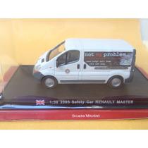 Safety Car Renault Master 2005 - 1:50 - Tenho Outros