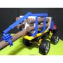 Caminhão Fora De Estrada Off Road Comp45cm Larg=20cm Alt28cm