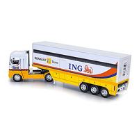 Miniatura De Caminhão 1:32 - Renault F1 Team Ing