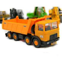 Caminhão Man Basculante Minério Ho 1:87 Kibri