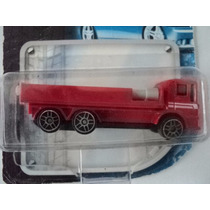 Caminhão Cano / Truck Pipe - Metal Maisto 1/87- 1/64