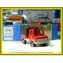Miniatura Caminhão Mercedes Unimog Bombeiros Ho 1:87 Roco