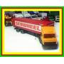 Miniatura Caminhão Iveco Container Ho 1:87 Wiking