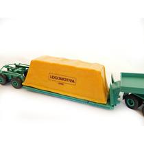 Carga Lonada - Lonil Locomotiva Ho 1/87 Hbm314 Maquete