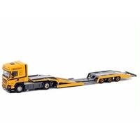 Mini Scania Highline 4x2 Tasmol Truck Transp 1:50 Wsi Model