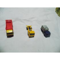 Lesney Lote Caminhão Mini Vintage Coleção Antigos