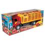 Caminhão Cowboy Truck Caixa Litografada Brinquedo Top