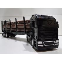 Caminhão Carreta Bitrem Volvo Scania Caçamba Graneleiro Tora