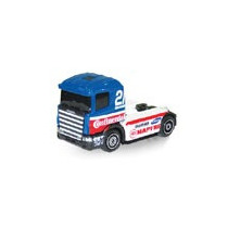 Guisval 1:87 Racing Trucks - Scania #21 Continental - Azul