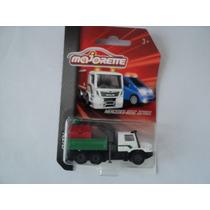 Majorette 2016 Caminhão Lixo Mercedes-benz Zetros 1/87
