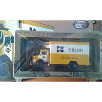 Caminhao Kibon Mercedes Benz 1113 - 1/43 Novo Lacrado !!!