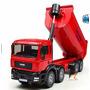 Caminhão Caçamba 1/50 Kdw Kaidiwei Metal Scania Volvo Truck