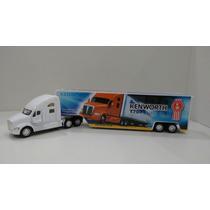Miniatura Carreta Kenworth T700 1/68