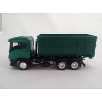 Kit 10 Un. Miniatura Caminhão Scania 1/43 Atacado Licenciado