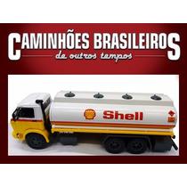 Caminhões Brasileiros De Outros Tempos Vw 13-130 Shell