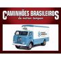 Miniatura Caminhões Brasileiros Fnm D11000 Refrigerado