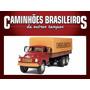 Caminhões Brasileiros De Outros Tempos Bedford A Cargo Logís