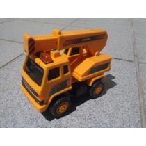 Miniatura Caminhão Guindaste