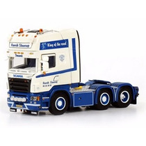 Miniatura Scania R5 Topline 6x2 Single Truck 1:50 Wsi Models