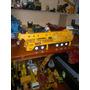 Miniatura De Guindaste De 5 Eixos Da Toys 1:50