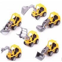 Kit 6 Miniaturas Caminhões De Brinquedo- A Pronta Entrega