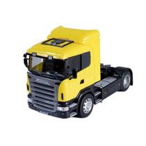 Caminhão Scania R470 1:32 Welly Amarelo