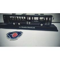 Miniatura Ônibus Scania Omnilink - Escala 1/50 - Original