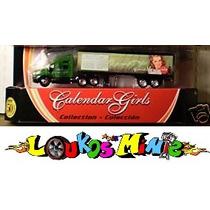 Matchbox Coca-cola Calendar Girls Caminhão Truck Lacrado