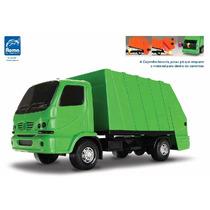Mini Caminhão Urbano Coletor Lixo Limpeza Publica Articulado