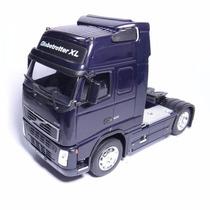 Caminhão Em Miniatura Welly Volvo Ph15 Frete Gratis 1/32