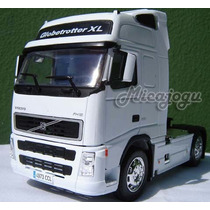 Volvo Fh12 Globetrotter 1/32 Welly Promoção Scania Mercedes