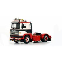 Miniatura Scania 110 4x2 Alex Timmer Cavalo 1:50 Wsi Models