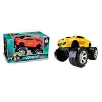 Carrinho Roda Livre Pick Up Big Race - Orange Toys