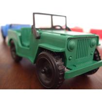 Jeep Willys De Plástico: Carrinhos De Feira, Reedição!!