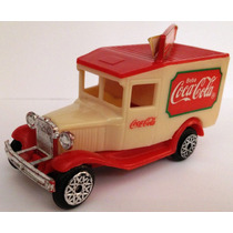 Coleção Coca-cola Pick-up Caminhão De Entrega Diecast